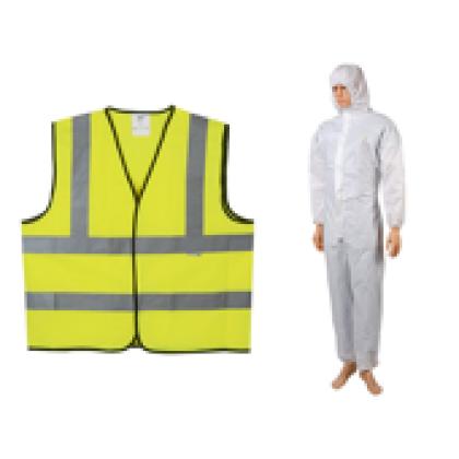 Vestuário de Trabalho e Proteção
