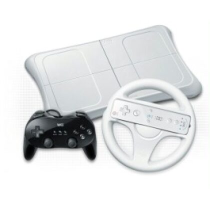 Controles WII